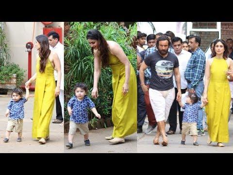 Xxx Mp4 Kareena Kapoor Khan Plays With Son Taimur Ali Khan In A Most Adorable Way Saif Ali Khan 3gp Sex