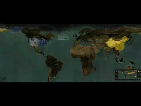 watch USA VS CHINA Part #1 Simulation