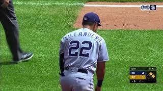 CHRISTIAN VILLANUEVA VS PIRATAS 20 MAYO 2018