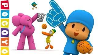 LETS GO POCOYO season 3   cartoons for children   60 minutes with Pocoyo! (4)