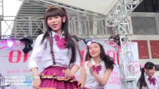 Ministry Of Idol - Odoru Ponpokorin (E-Girls Ver. Dance Cover) At Jogja Idol Festival 2016