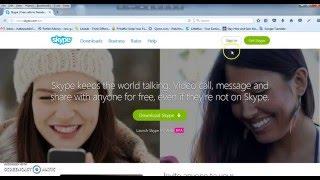 skype.com full bangla tutorial