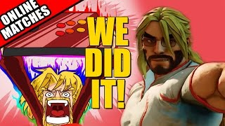 WE DID IT! - Road To Platinum FINALE: Street Fighter 5 w/Mods