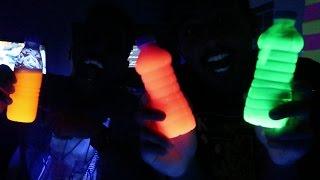 3 تجارب علمية    طريقة عمل ضوء فسفوري !!!