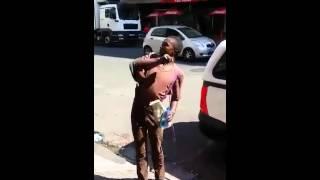Incredible Mzansi street Talent wow