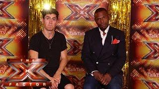 The X Factor Backstage with Talk Talk TV | Ep 23 | Anton talks botox!