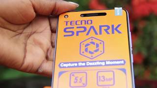 TECNO Spark Unboxing and First Impression