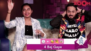 Bhuvan Bam or Prajakta Koli who won the 'Emoji Game'?   By Invite Only