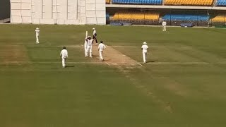 Yusuf Pathan's Century (111 runs) & Irfan Pathan make (fifty) 80 runs - BRDvsMP, Ranji Trophy 2017