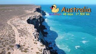 ทัวร์ก๊าบๆ Australia 48 days 17,500 km รอบทวีป Trailer2