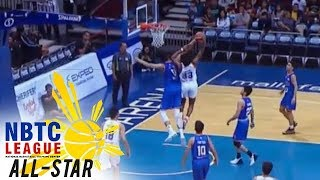 Fil-Am Jalen Green POSTERIZES 7 footer Kai Sotto | NBTC Division 1 All-Star Best Plays