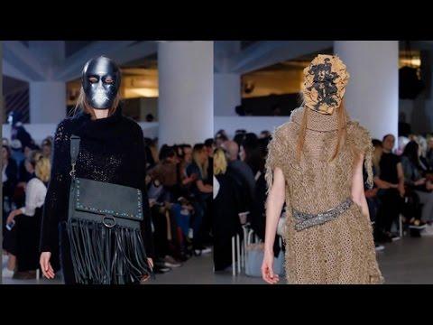 Lukas Machachacek Fall Winter 2017 Collection | Prague Fashion Week