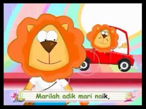 Lagu Kereta Kecil Warna Merah by boiprem