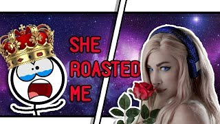 A HOT FOREIGNER GIRL ROASTED ME  || FUNNY || TheFinestTrends
