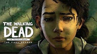 THE WALKING DEAD: Season 4 Episode 2 Full Walkthrough (Telltale Final Season) No Commentary