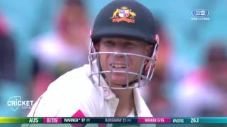 Warner creates history with first-session ton