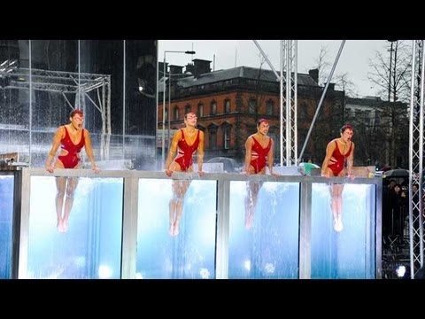 Synchronised swimmers Aquabatique - Britain's Got Talent 2012 audition - UK version Video Clip