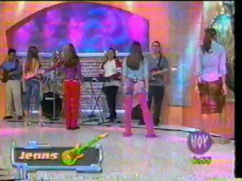 Jeans Entre azul y buenas noches Hoy 2001