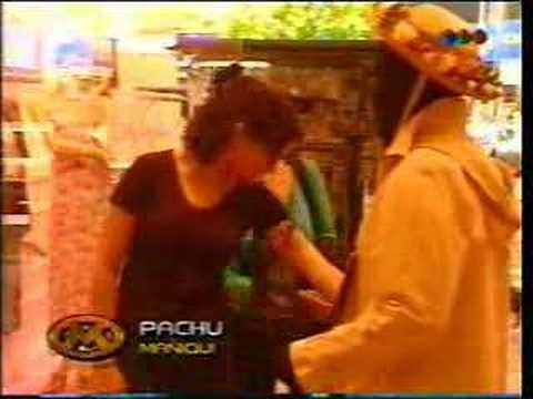 VideoMatch Pachu Maniquí Nº2