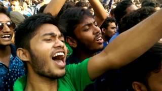 Hashimukh(tumi cheye acho tai ami pothe hete jai)-shironamhin at jagannath university