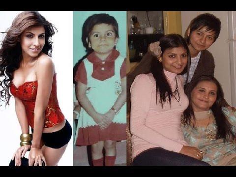 Rachel White Family Photo Album | Bollywood & Tollywood Actress Rachel White with her Family