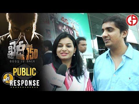 Khaidi No 150 Public Response /