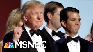 Legal Nightmare: President Donald Trump Bracing For NY Feds | The Beat With Ari Melber | MSNBC