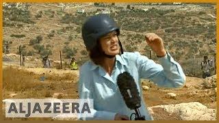 🇮🇱 Israeli soldiers fire on Al Jazeera correspondent - 04 Sep 09