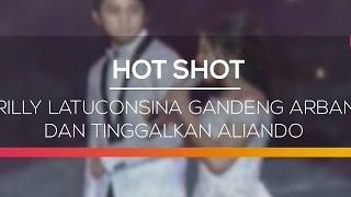 Prilly Latuconsina Gandeng Arbani dan Tinggalkan Aliando - Hot Shot