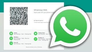 How to Scan Whatsapp Web QR Code?