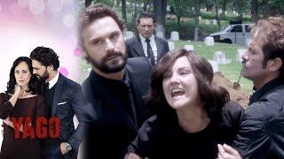 Funeral de Fidel y Selma | Yago - Televisa
