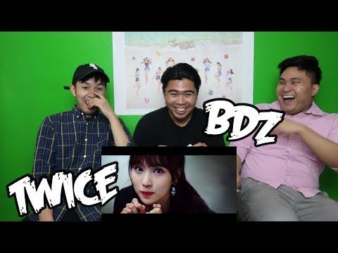 TWICE - BDZ MV REACTION (ONCE FANBOYS)