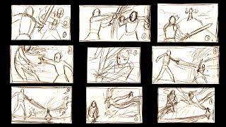 9 Ways to Draw Fight Scenes