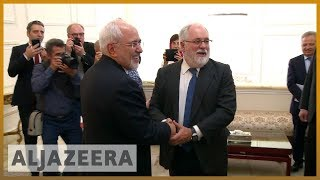 🇮🇷🇪🇺 Zarif: EU must increase Iran investments to save nuclear deal | Al Jazeera English