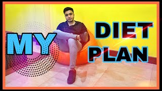 WHAT I EAT IN A DAY | VEGETARIAN DIET By Nikhil Agrawal