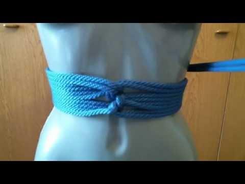 Xxx Mp4 Rope Bondage Tutorial Simple Chest Corset 3gp Sex