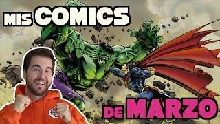 Mis comics de Marzo: Fear Agent, Blacksad 3, Estela Plateada 2, My Hero Academia 3...