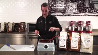How to temper chocolate with Callets™ : Seeding Method