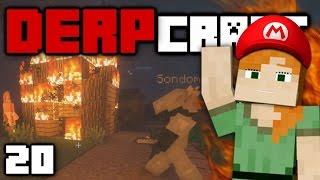 The Great Minecraft Massacre of 2016 (DerpCraft - Episode 20)