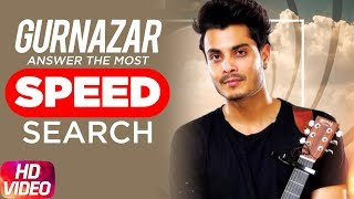 Gurnazar | The Most Search Speed Questions | Speed Records