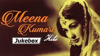 Meena Kumari Hits (HD) - Bollywood Evergreen Songs - Super-hit Hindi Song Collection