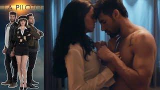 ¡Yolanda y Dave se entregan a la pasión! | La Piloto - Televisa
