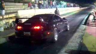 Super fast Supra if you blink you'll miss it.
