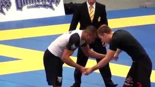 2014 NO-GI WORLDS:  BLACK BELT HIGHLIGHTS