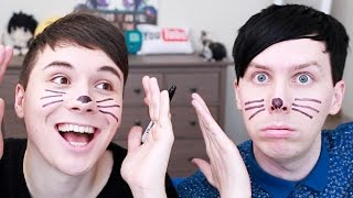some bloopers from phil is not on fire 8