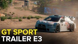 Gran Turismo Sport - E3 2017 Trailer