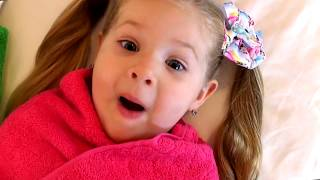 Diana pretend play with Baby Dolls Kids video