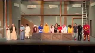 افضل مقاطع من مسرحية تحت الصفر :) طارق &ظاري
