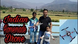 Indian Homemade Drone