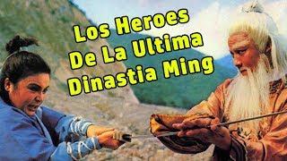 Wu Tang Collection - Los Heroes De La Ultima Dinastia Ming - Italian version